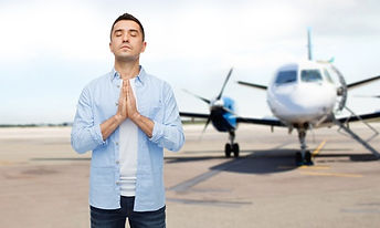 Peurs phobies avion hypnose