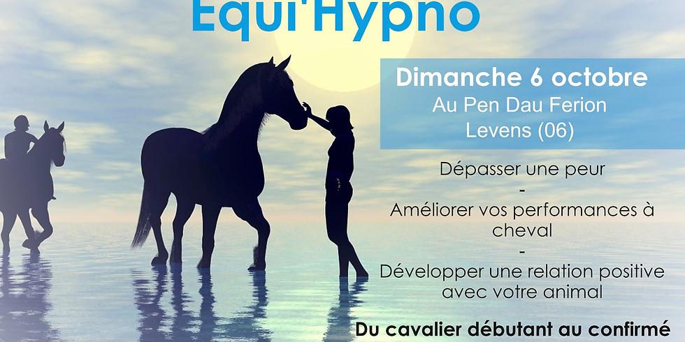 """Dimanche 6 octobre: """"Stage découverte Equi'Hypno"""""""