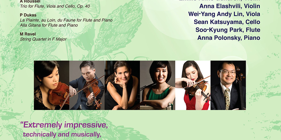 The Musicians of Lenox Hill : 20th Annual Chamber Music Concert