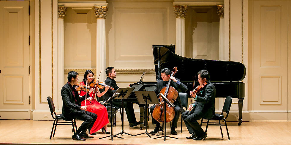 NACMS: Music from China with Zhang Fang, Pianist