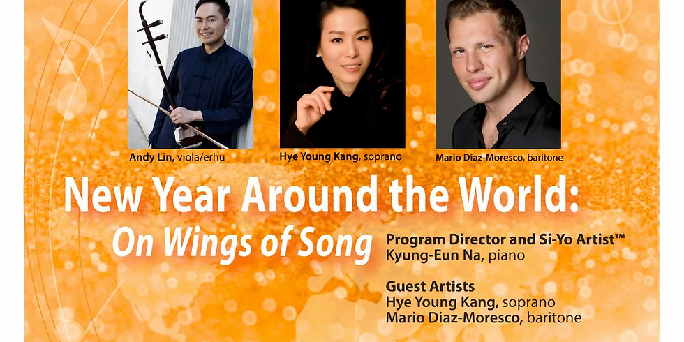 New Year Around the World: On Wings of Song