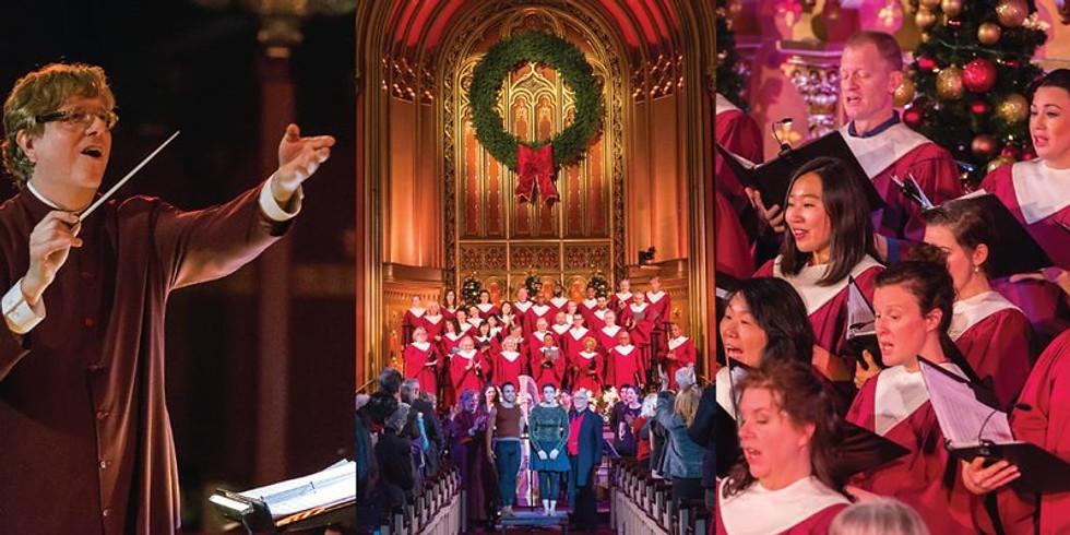 Annual Advent Concert: O Wondrous Mystery