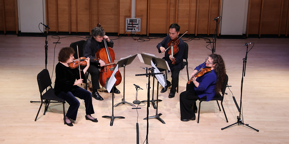 NACMS Presents: Quartet 131