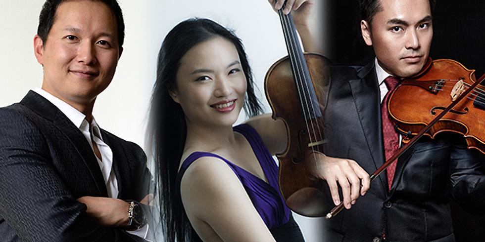 Music & Truffles KIDS – Artistic Directors Trio