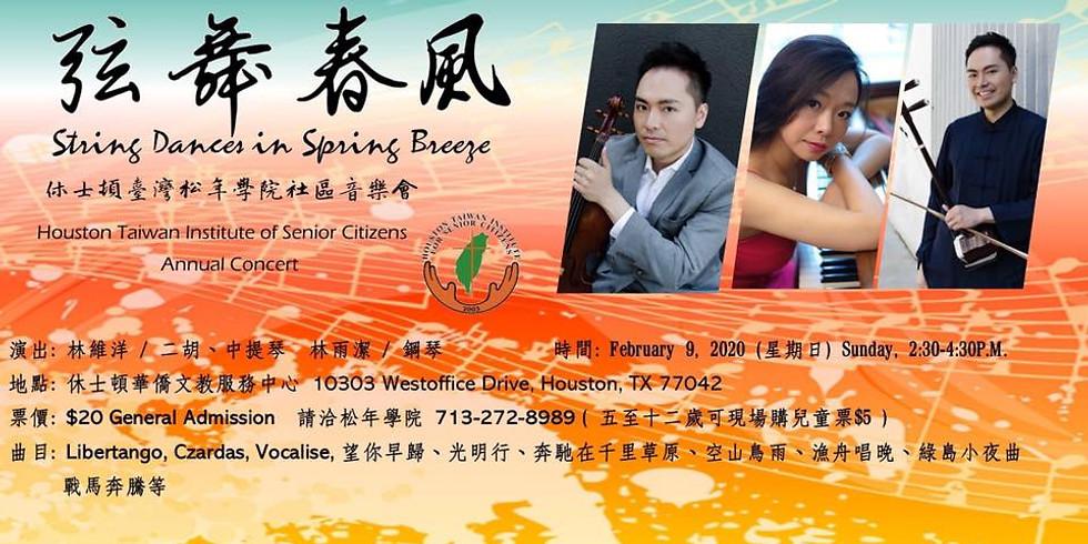 String Dance in Spring Breeze 弦舞春風