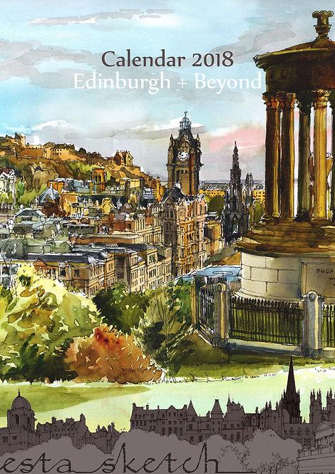 Edinburgh + Beyond 2018