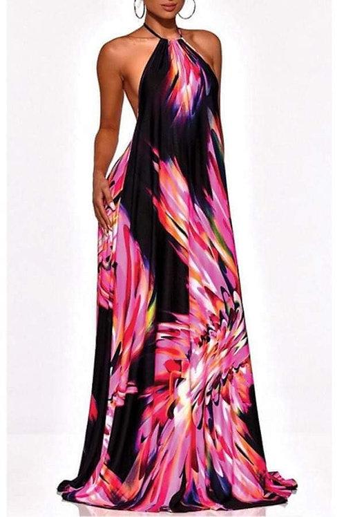 Fantasy Halter Dress