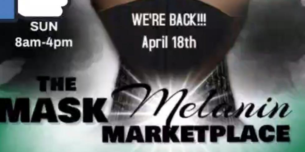 Mask Melinan Marketplace