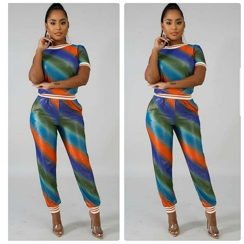 Catch The Rainbow 2pc Set
