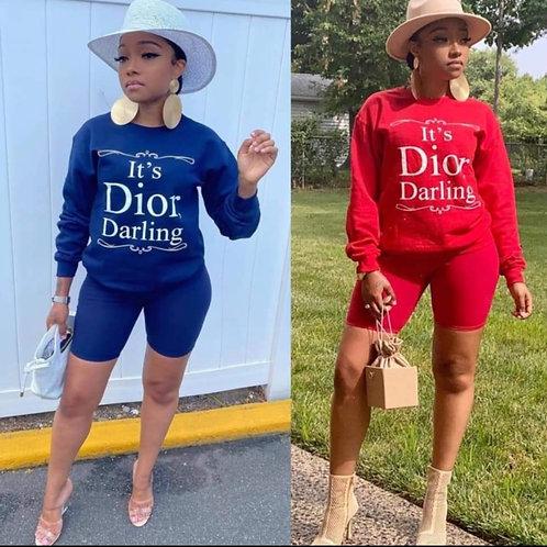Dior Darling Sweatshirts
