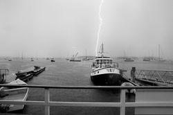 lightning boat