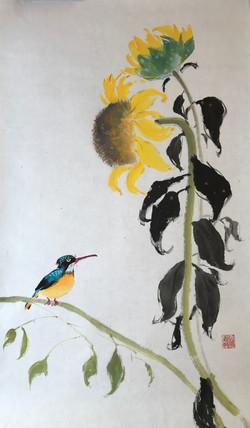 Sun Flowers (Inspire)