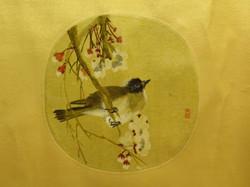 黃小蓉 - 白梅喜雀