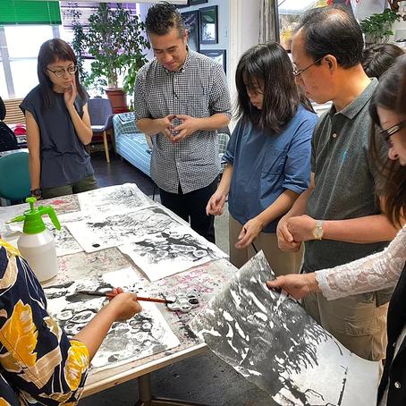 2020 Jun - Art Workshop for Members