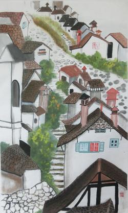 房子的樂章- 來自Bern的靈感