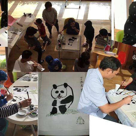 2017 Nov - Art Workshop for Sick Children