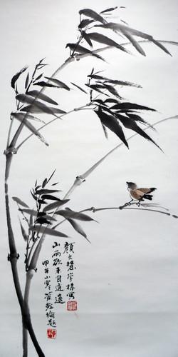 顏文慧 - 大雨過後 ~ 臨風鳥