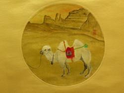 黃小蓉 - 敦煌駱駝