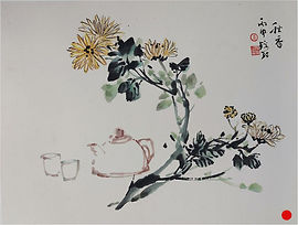 Autumn Blossoms 秋香 #KL226