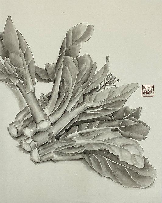 Precious Food - Choi Sum 珍食-菜芯 #EL22