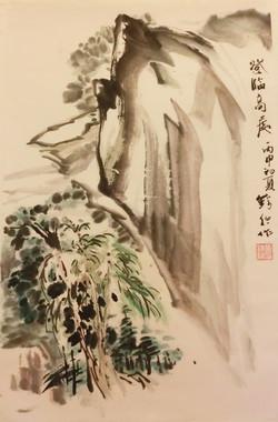 黃錦綸 - 登臨高處