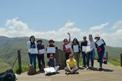 Jeju sketching trip