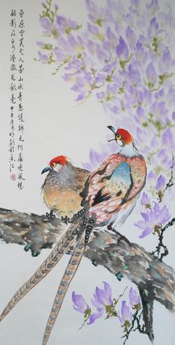 馮明釗 - Olden Pheasant