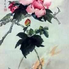 Touch Ms. NG Man Yi 2015  40 x 100 cm