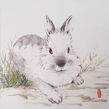 Lion Rabbit - MoMo - Carndy Wong