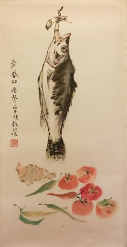 黃錦綸 - 豐盛的晚餐