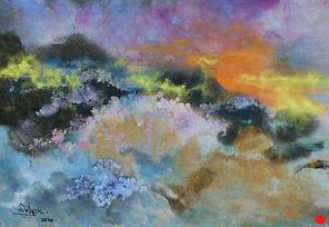 Destination Rainbow Land 目的地 -彩虹山丘 #AN186