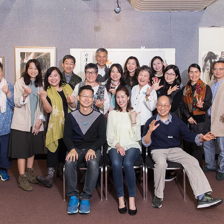 2019 Jan - Serendipity's 2nd Art Exhibition for Charity