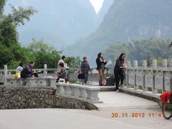 Guilin sketching trip