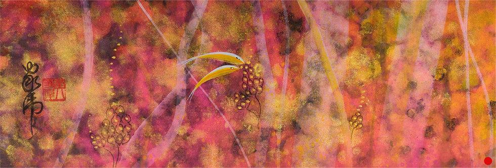 Autumn Leaves 觸動心靈系列 - 秋色盎然 #OW07