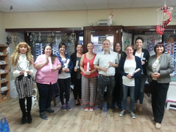 Accredited Reiki Students