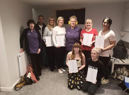 Accredited Reiki 3rd Degree Masters Course