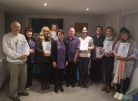 Accredited Reiki 1st Degree Course 18th 19th Jan 2020