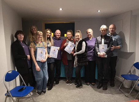 Accredited Reiki 1st Degree