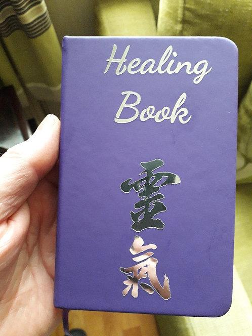 Kanji Healing Book