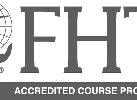 Accredited Reiki courses running frequently