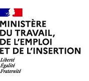 Logo Ministère du Travail et de l'Emploi