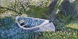 Canoe in the Landscape Sold