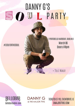 soul party poster
