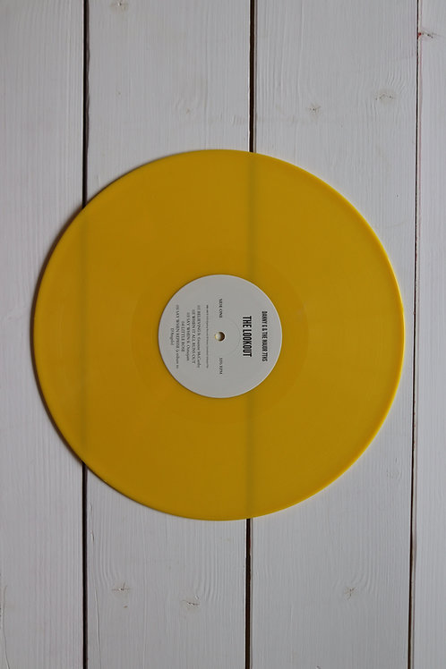 The Lookout limited edition 180g yellow vinyl