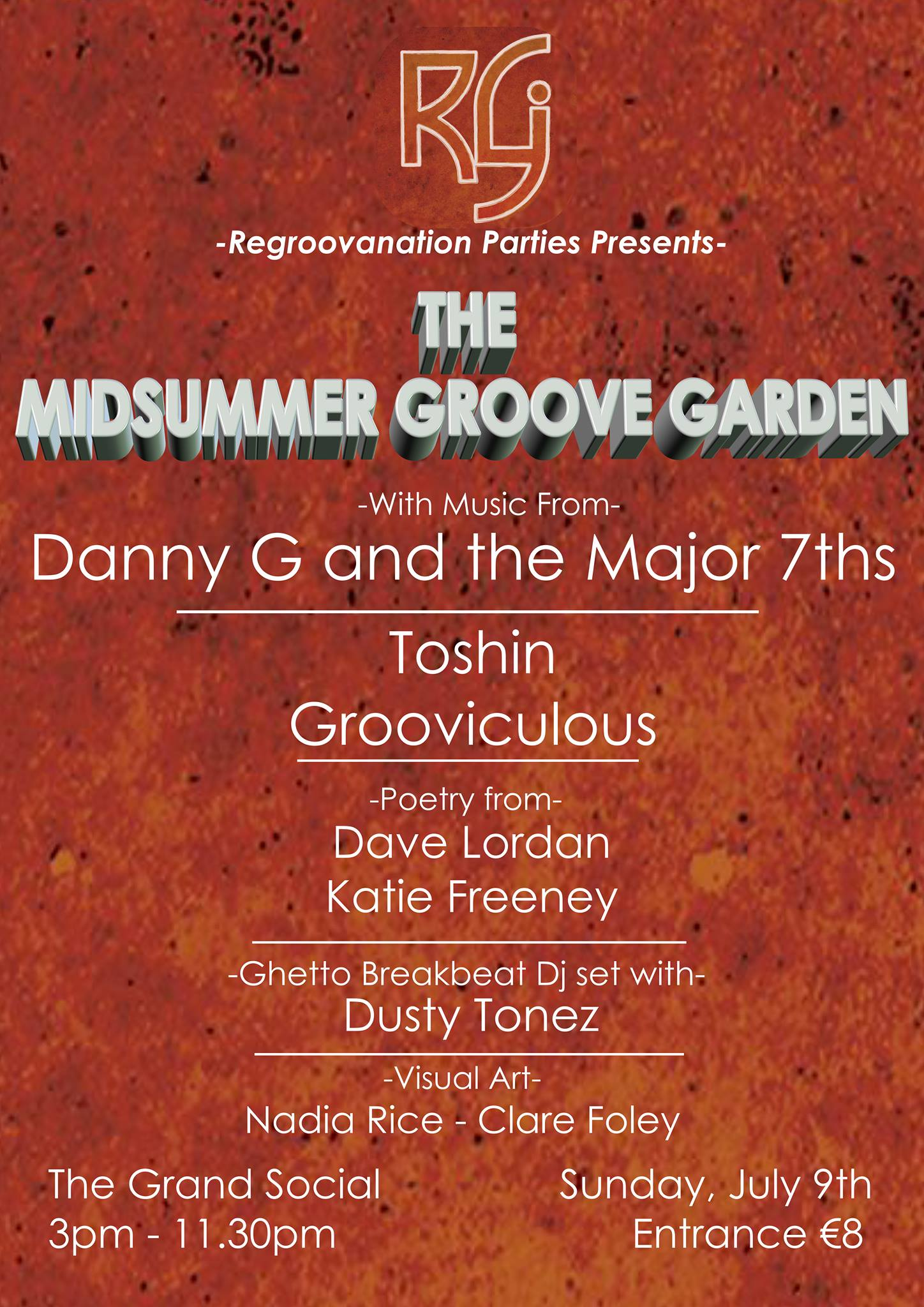 Danny G & the Major 7ths