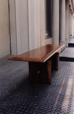 low table outside mercer st
