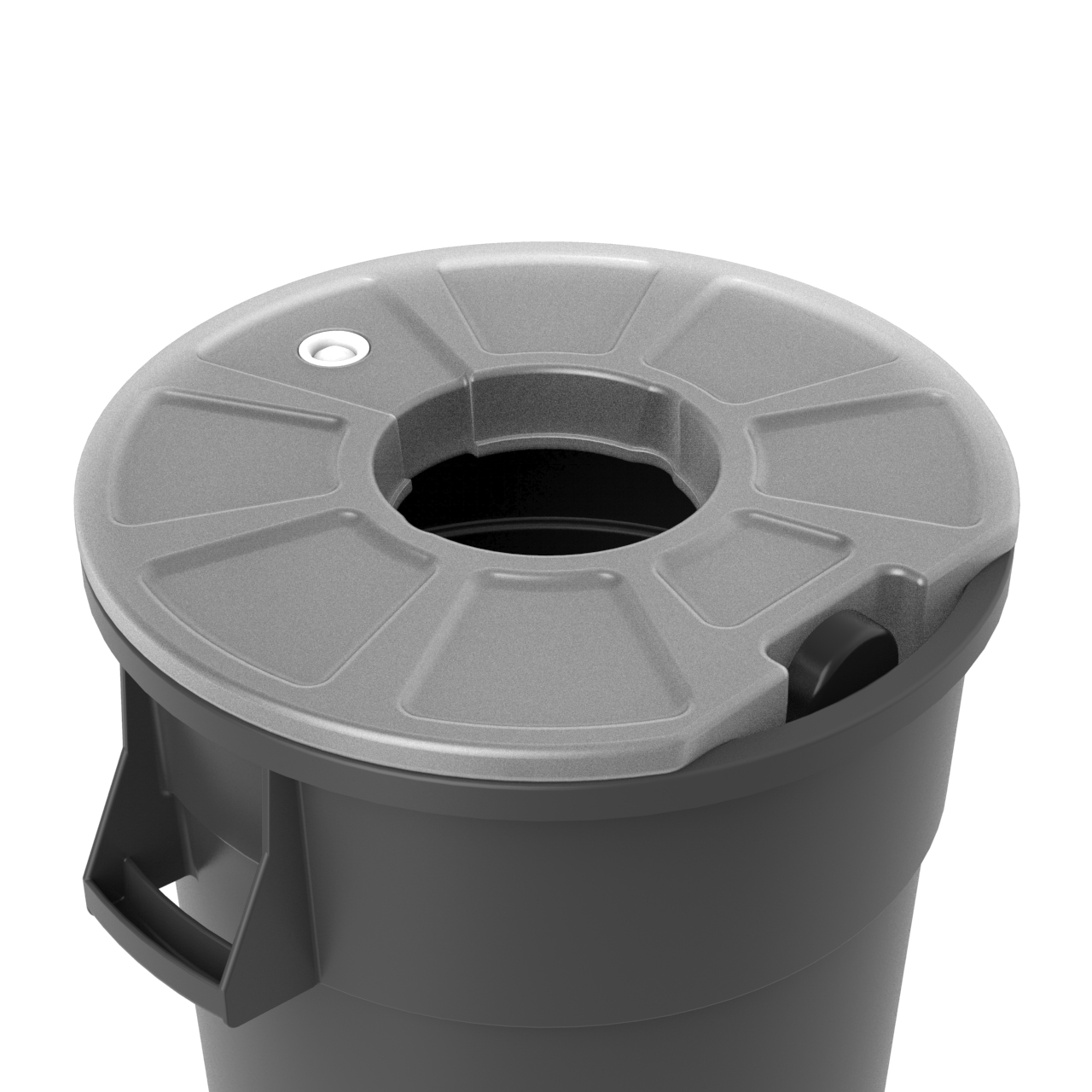 Round Tank and Can
