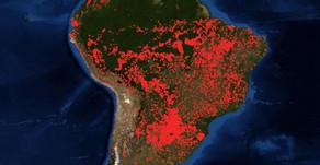 Incendios intencionales en LatinoAmerica y el mundo