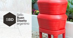 ¡Compas + fue distinguida  con el Sello de Buen Diseño Argentino!