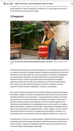 La Nación - Septiembre 2019